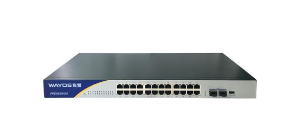 WS5826GX万兆星网汇聚接入型交换机