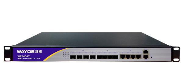 WE8404T 4口OLT光通信设备