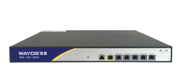 IBR-8000全千兆网吧路由器