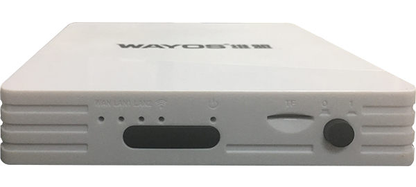 Q1百兆智能WiFi路由机顶盒