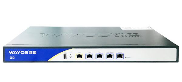 X2四WAN千兆行为管理路由器